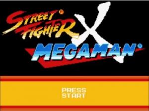 Street Fighter X Mega Man for Mac