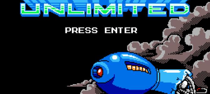 Mega Man Unlimited Mac
