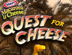 Kraft's Quest For Cheese Update